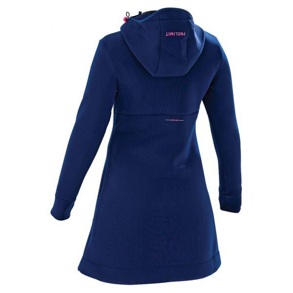 Pure Girl Racer Jacket Blue/Pink
