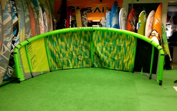 Chaos 2016 9 m2 Freestyle kite only !