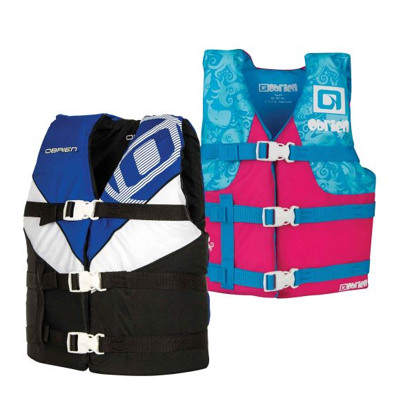 Youth Nylon Vest