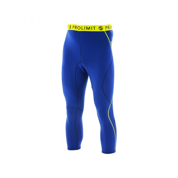 SUP Neo 3/4 LEG pants 1mm Airmax Blue/Yellow