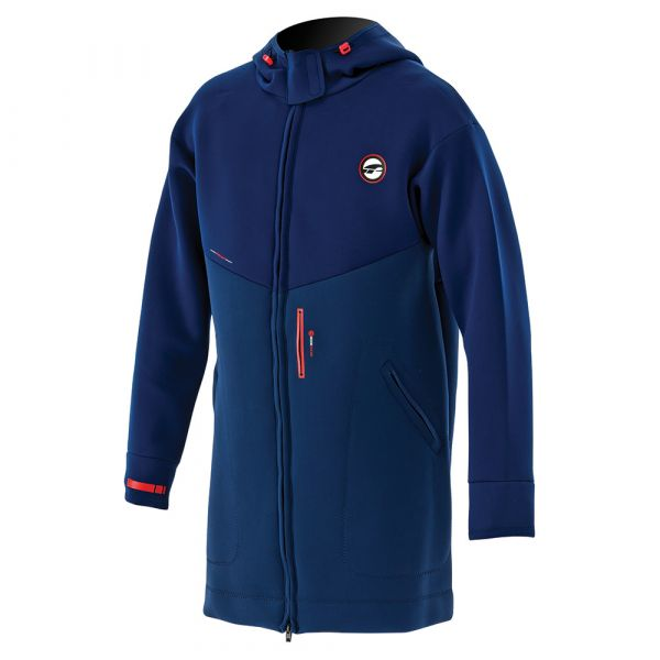 Racers Jacket (DL) Blue/Orange