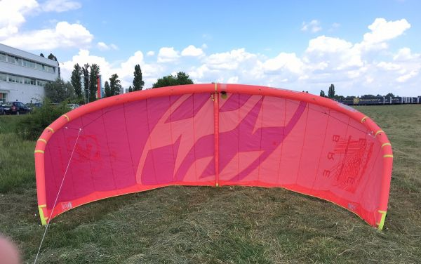 Breeze V.2 13m2 kite only ( F.Zs)