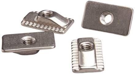 T-Nut (A4) anyacsavar készlet (4x)