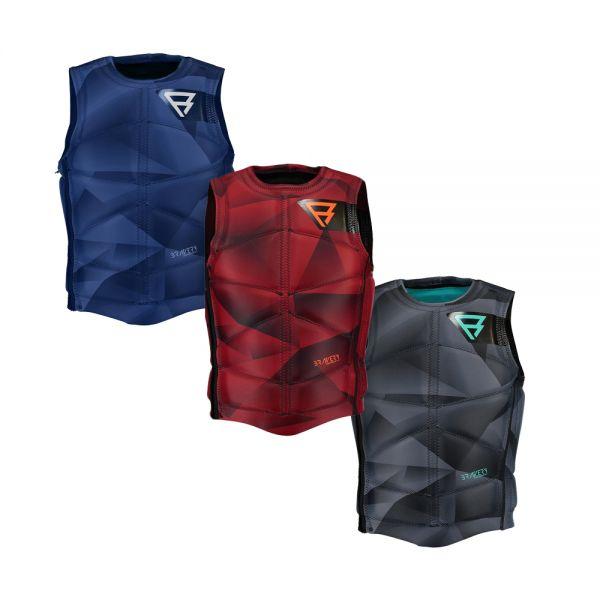 Bravery Wake Vest Side Zip