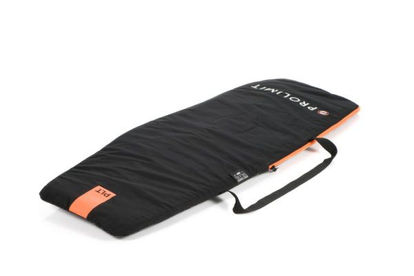 PL Kitesurf BB Sport Twintip Black/Orange