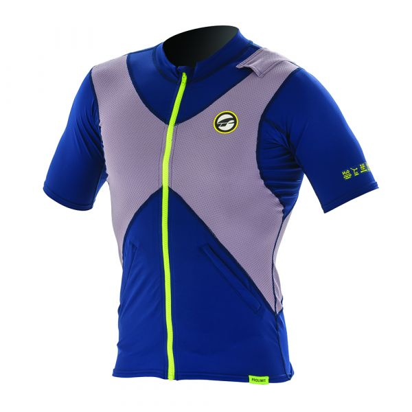 PL SUP Top Hydration Blue/Yellow