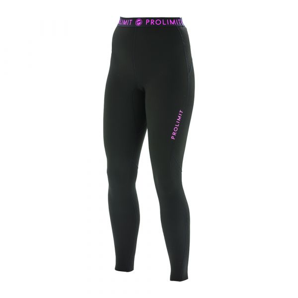 PL Wmns SUP Neo Longpants 2MM Airm. Black/Pink 2019