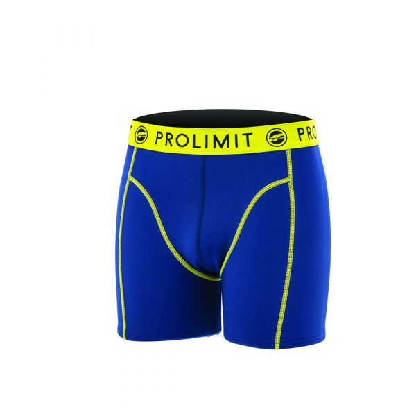 PL Boxer Shorts 0.5 MM Neoprene Blue/Yellow 2019