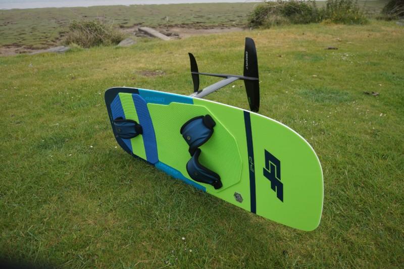 wake foil board + foil